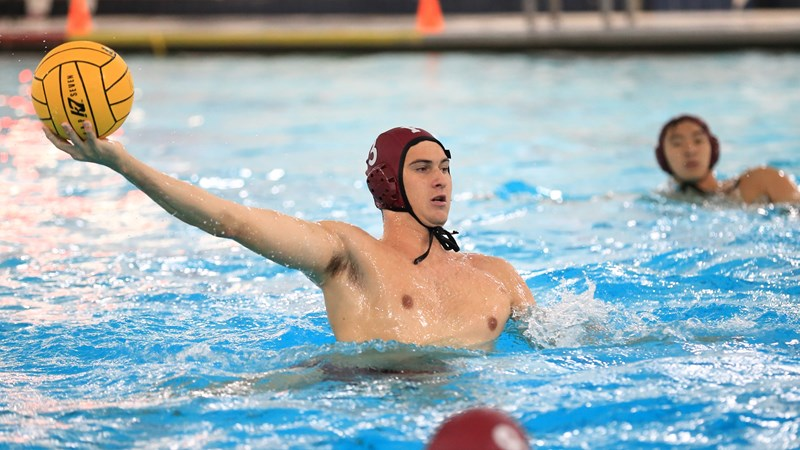 Water Polo Defeats #17 St. Francis