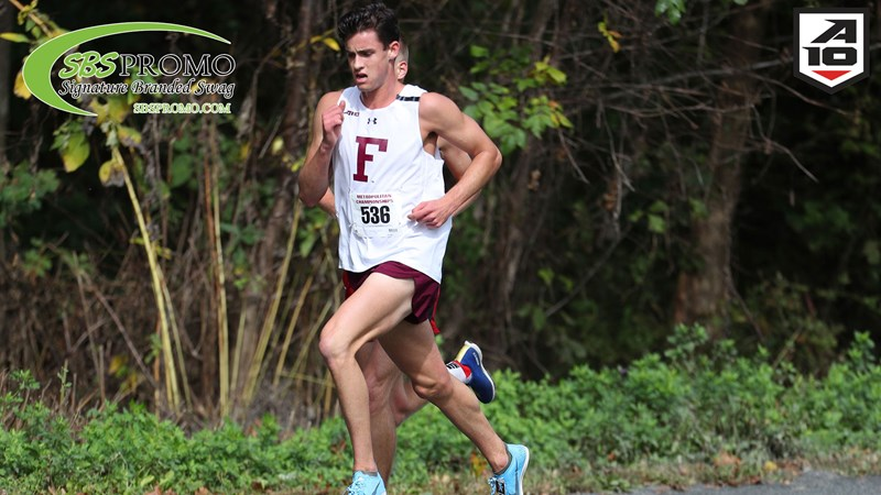 John McGovern Named Atlantic 10 Men's Cross Country Rookie of the Week