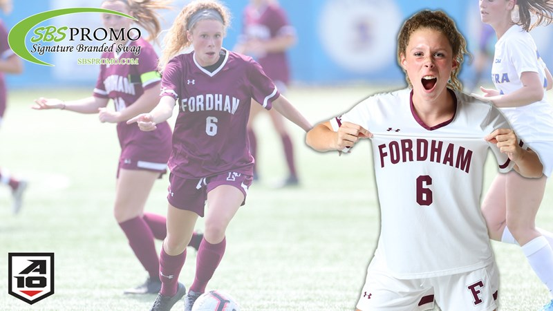 Kristen Cocozza Named Atlantic 10 Women's Soccer Co-Rookie of the Week