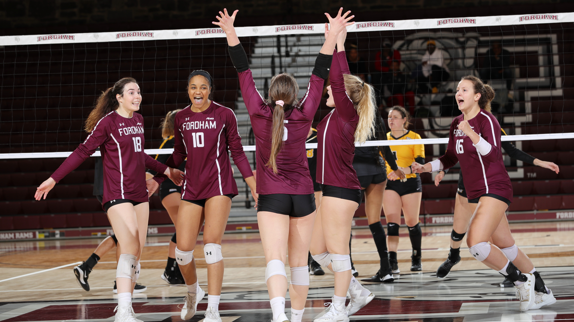 Volleyball Announces Two Additions To 2020 Recruiting Class Fordham University Athletics