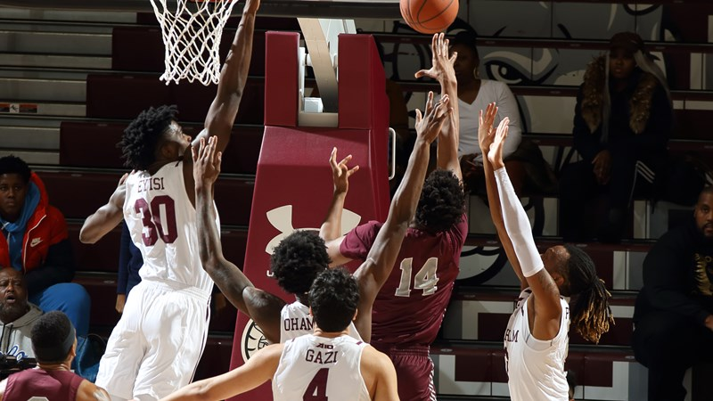 Men's Basketball Hosts Manhattan on Saturday