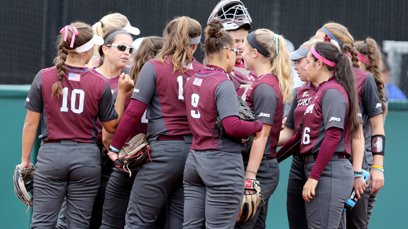 Softball Drops Weekend Finale to Ball State - Fordham University Athletics