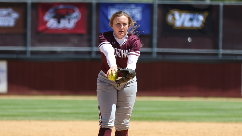 Madie Aughinbaugh Named One of Softball America's Top 100 College Players