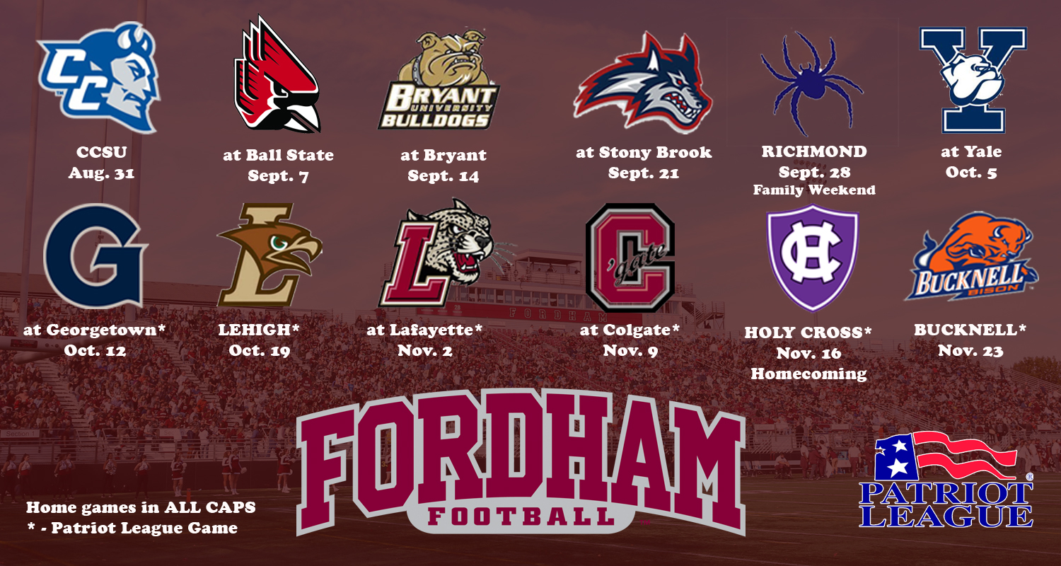 2019 Fordham Rams football team