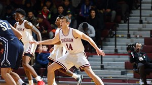Fordham Appeared in First Televised College Basketball Game