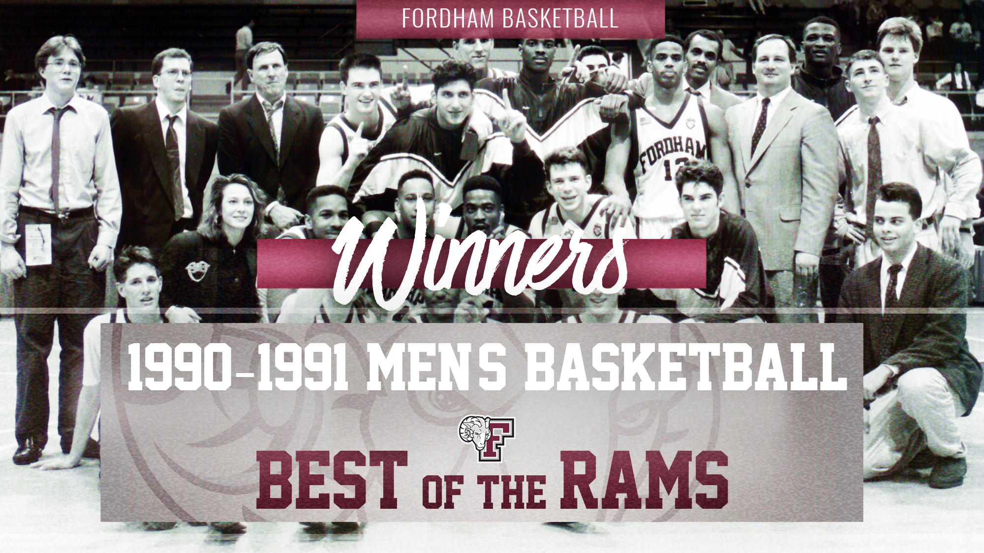 1990-91 MBB wins #BestofRams competition