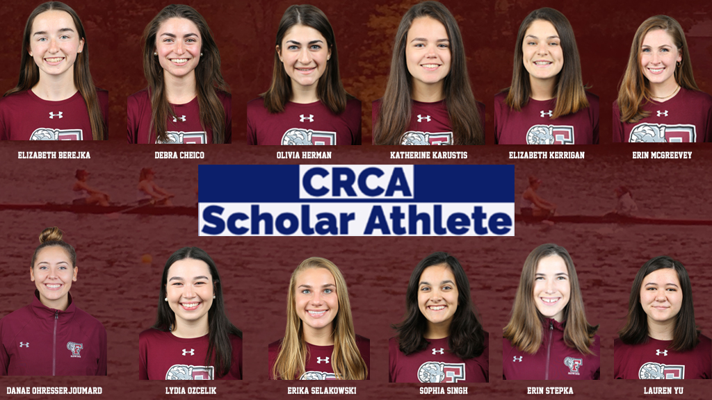 2020 CRCA Scholar-Athlete graphic
